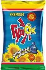 Семечки ГУДОК Премиум обжаренные 100г