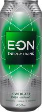Напиток безалкогольный E-ON Киви Бласт энергет. газ. ж/б 0.45L