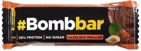 Батончик BOMBBAR Протеиновый Фундучное пралине в шоколаде 40г