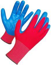 Перчатки СВС маслобензостойкие с нитриловым покрытием