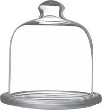 Лимонница PASABAHCE с крышкой Basic стекло