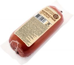 Продукт плавленый с сыром колбасный копченый 40% с змж 400г