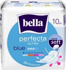 Прокладки BELLA Extra Soft Perfecta blue гигиен впитыв. воздухопрониц. 10шт