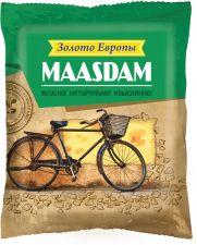 Сыр ЗОЛОТО ЕВРОПЫ Маасдам кусок 45% без змж 240г