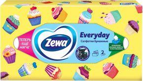 Салфетки ZEWA Everyday 100шт