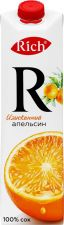 Сок RICH Апельсиновый т/пак. 1L