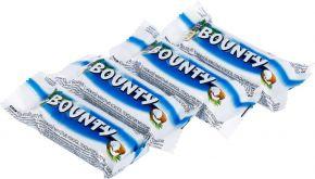 Конфеты BOUNTY Шоколадные вес