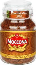 Кофе растворимый MOCCONA Continental Gold ст/б 95г
