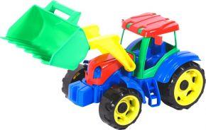 Игрушка KAROLINA Трактор