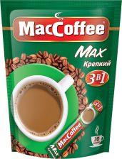 Кофе растворимый MACCOFFEE Max крепкий 3 в 1 м/у 20пак