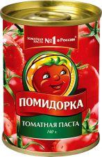 Томатная паста ПОМИДОРКА 140г