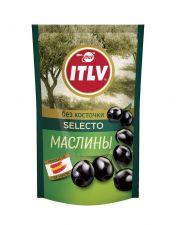 Маслины ITLV б/к 170г