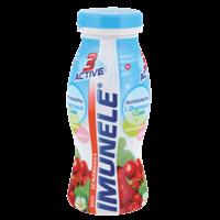 Напиток кисломолочный NEO ИМУНЕЛЕ с соком и пюре обог. проб. кул-ми, вит. и мин земляника 1,2%