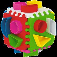 Игрушка STELLAR Логический куб 01307