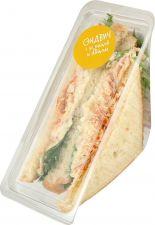 Сэндвич с курицей и яйцом 170г