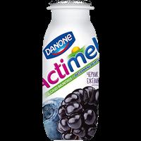 Продукт молочный DANONE обог. L.Casei Imun вит В6,Д3 Актим Иммун черника-ежевик 2,5%