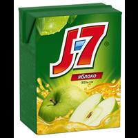 Сок J-7 Яблочный осветл. д/д.п. т/пак.