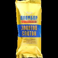 Мороженое ТАЛОСТО Золотой слиток пломбир крем-брюле