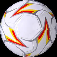 Мяч ACTICO футбольный р.5,ПВХ 1 слой GFSP26-SC