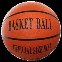 Мяч ACTICO баскетбольный, р. 7, каучук GFSP33-SC
