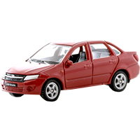 Игрушка WELLY Модель машины 1:60 отечественные автомобили 52020R