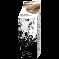 Краска-уход для волос ESTEL Celebrity тон жемчужный блондин 10/65