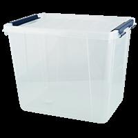 Ящик для хранения ПОЛИМЕРБЫТ Профи 25л 410х295х312, пластик C509