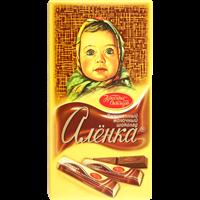 Шоколад КРАСНЫЙ ОКТЯБРЬ Аленка в стиках