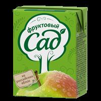Сок ФРУКТОВЫЙ САД Яблочный с мяк. д/д.п. т/пак.