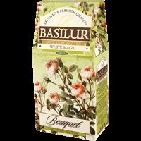 Чай зеленый BASILUR Белое Волшебство Букет лист. к/уп
