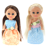 Кукла Sparkle girlz Принцесса 11 см 24107/24000/24632/24410/24633/24753