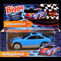 Игрушка BIGGA Машинка 7см 386927