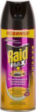 Средство инсектицидное RAID Весенний луг пр/летающих и полз. насекомых аэроз. 300мл