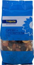 Смесь ЛЕНТА орехи+ сухофрукты 200г