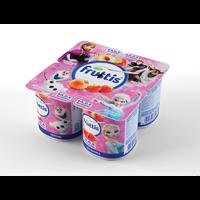 Продукт йогуртный FRUTTIS паст.Герои Disney вит.А,Д,Е д/дет.с 3-хл. с клубн/перс. 2,5%