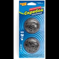 Мочалка для мытья посуды ФРЕКЕН БОК металл 15500300