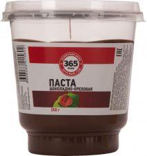 Паста 365 ДНЕЙ Шоколадно-ореховая 350г