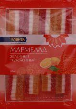 Мармелад ЛЕНТА трехслойный 306г