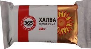 Халва 365 ДНЕЙ Подсолнечная 250г