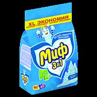 Стиральный порошок МИФ Морозная свежесть д/бел. авт.