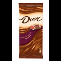 Шоколад DOVE Молочный с инжиром