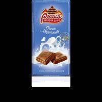 Шоколад РОССИЯ ЩЕДРАЯ ДУША Очень молочный