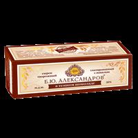 Сырок глазированный Б.Ю. АЛЕКСАНДРОВ творожный в наст. шоколаде с ванилином 26%