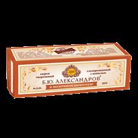 Сырок глазированный Б.Ю. АЛЕКСАНДРОВ творожный в молоч. шоколаде с ванилью 26%