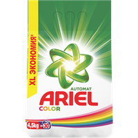 Стиральный порошок ARIEL 100% Эталон первозданной чистоты Color&Style д/цв. авт.