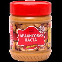Паста арахисовая АГЕНТ-ПРОДУКТ кремовая Peanut Butter