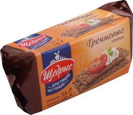 Хлебцы ЩЕДРЫЕ гречневые 100г