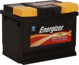 Аккумулятор ENERGIZER Plus 60R, 540 A(EN), евро