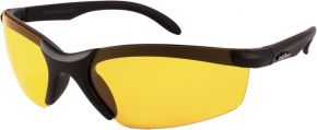 Очки поляризационные CAFA FRANCE с желтой линзой, с пластиковой полуоправой