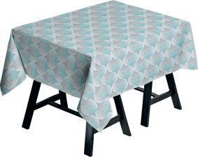 Скатерть HOMECLUB Illusion 110х145см, хл, лен
